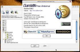 Free ClamWin Antivirus