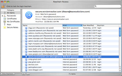 Firefox Password Manager